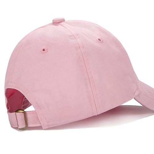 0bfa6db3 PrevNext. PrevNext. Edoneery Unisex Toddler Kids Plain Cotton Adjustable Low  Profile Baseball Cap Hat(A1009)